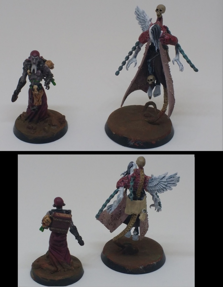 heretic-and-daemonhost